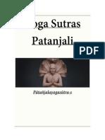 Patanjali Yoga Sutras - Pātañjalayogasūtra-s