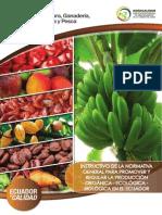 Instructivo Produccion Organica-ecologica-biologica en Ecuador
