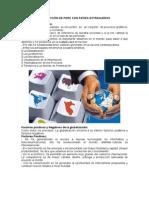 Peru y Relaciones Extranjeras