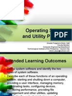 Week 4 Operating Systems and Utility Programs