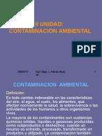 2.1) Contaminacion Del Aire