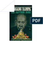 Lobsang Rampa - The Saffron Robe