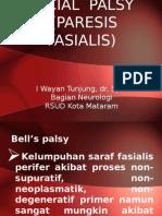 Bell's Palsy-unizar - Mei 2015
