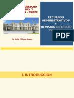 SESION III Recursos Administrativo