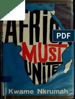 Africa Must Unite (1963)