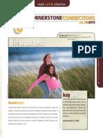 3rd Quarter 2015 Lesson 1 CornerstoneConnections