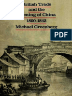 British Trade and the Opening of China, 1800-42 (1951)