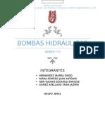 Bombas e Instalciones de Bombeo_unidad II