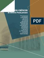Estudios Criticos Del Derecho Penal Peruano