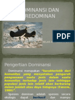 Dominansi Dan Predominan