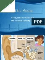 Otitis Media Presentation.odt