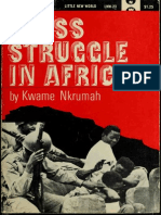 Class Struggle in Africa (1970)