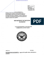 MIL-HDBK-2155 -FAILURE REPORTING  ANALYSIS