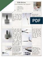 E3Dv5 Assembly Manual