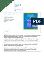 Fundamentos De Bioquímica Metabolismo Proteínas