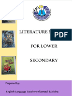 LOWER FORM LITERATURE MODULE.pdf