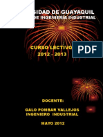 PROYECTOS INDUSTRIALES (1)SEMINARIO Proyectos de Inversión.ppt