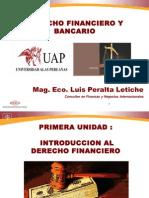 Introducción Al Derecho Financiero
