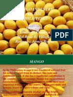 Mango production