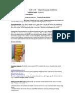 online reading comprehension lp