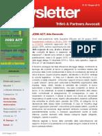 Newsletter T&P N°91