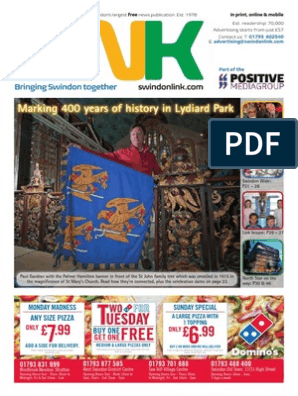 Swindon News Advertising Companies Uk Swindon Link