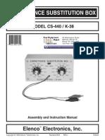 sustituir capacitorescs-440
