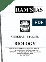 g s Sriram Biology (p)