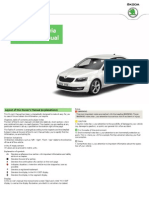 A7 Octavia OwnersManual ENGLISH