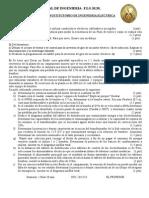 Sustitutorio Electrica 2013-2