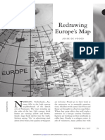 Josse de Voogd - Redrawing Europe's Map