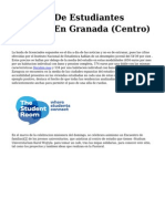 <h1>Vivienda De Estudiantes Valencia En Granada (Centro)</h1>