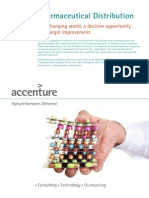 Accenture Pharmaceutical Distribution