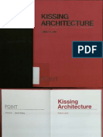 Kissing Architecture