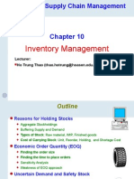 Logistics Chap 10 Inventory Management HSJ14