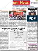 Federation of Medical And Sales Representatives' Associations of India - News_May_15