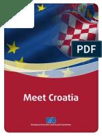 Croata letak