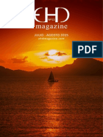 EHD magazine NÚMERO 11 - JULIO Y AGOSTO 2015