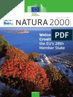 Natura 2000 Croatia