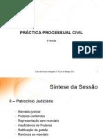 O Saber Fazer Em Processo Civil