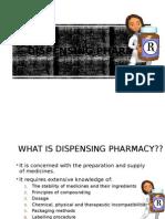 Types of Dispensed Preparations