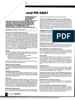 Eurocode 2 and PD 6687