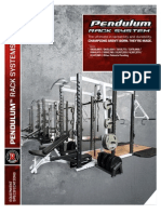 Pendulum Weight Racks