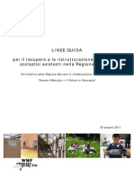 Linee Guida WWF Scuole d'Abruzzo