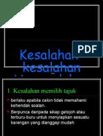 Kesalahan-kesalahan Umum 012.ppt