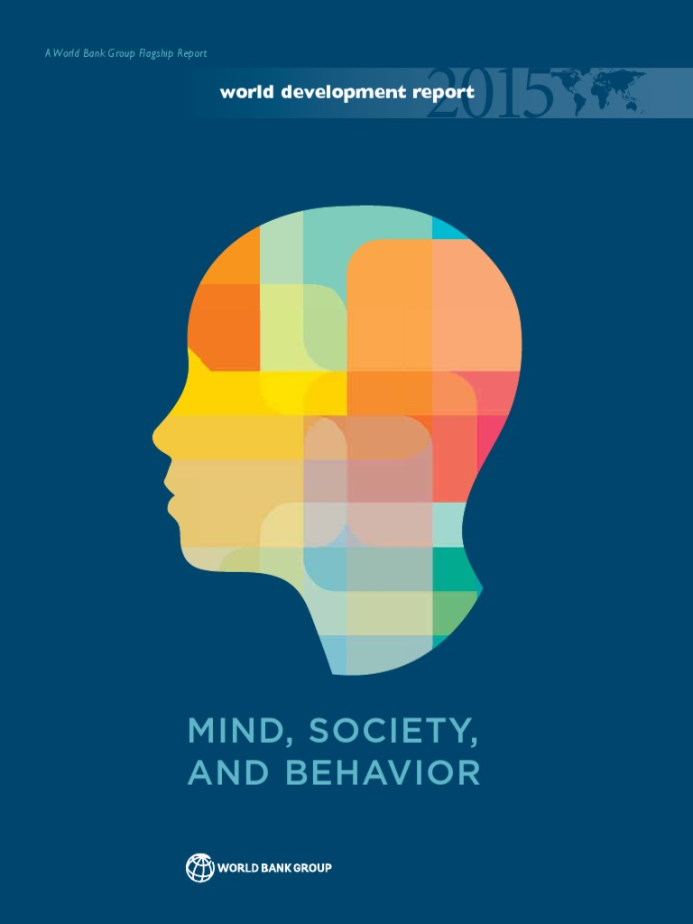 Mind, Society and Behavior - World Bank | Development Economics