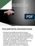 poliartrita reumatoida- ergoterapie