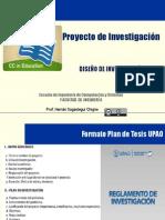 Clase 10-11 - Dise_o de Investigaci_n