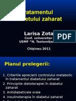 Lectie Tratamentul DZ