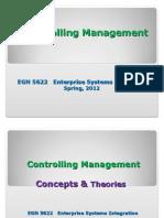 EGN_5622 Controlling Management Spring 2012 (2)